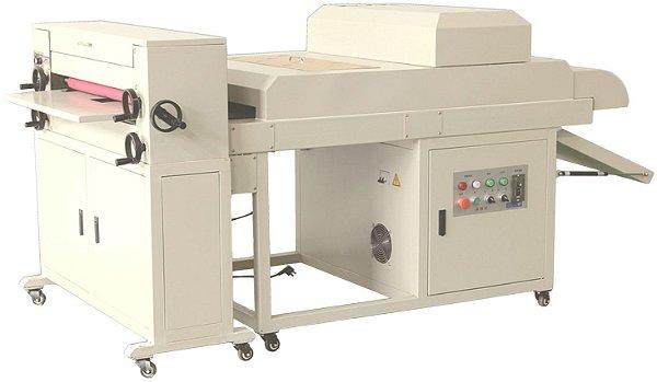 Envernizadora UV Total com Efeito Texturizado UV650-70L-T5