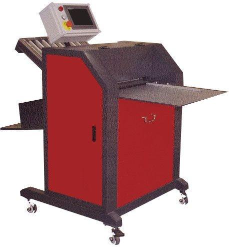Vincadeira-dobradora semi-automática para papel ACF-500-04