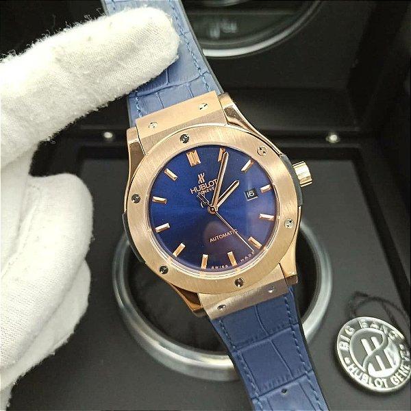 02f5882bb5f Relógio Hublot Classic Fusion Automatic - Lojas Factory - Relógios ...