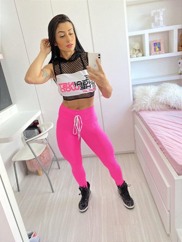 Legging Cross Pink