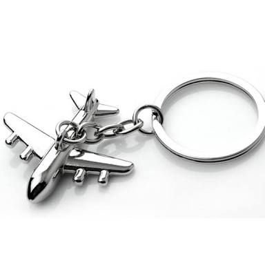 Chaveiro Avião #amoviajar