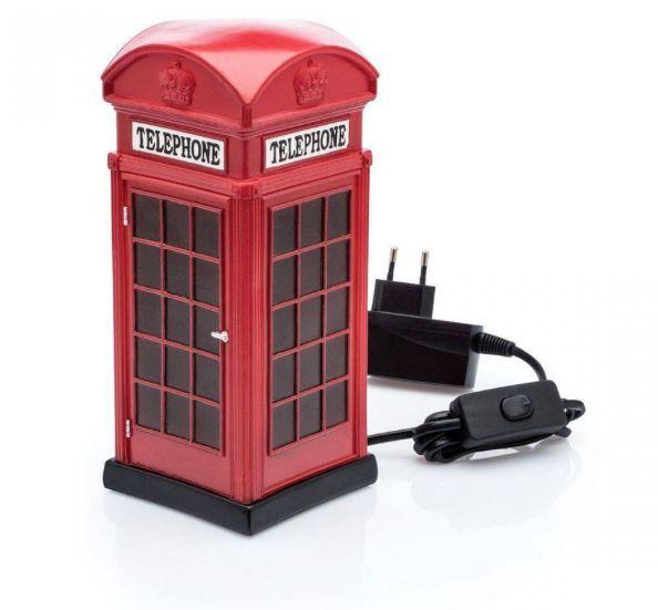 Luminária Cabine Telefônica Londres