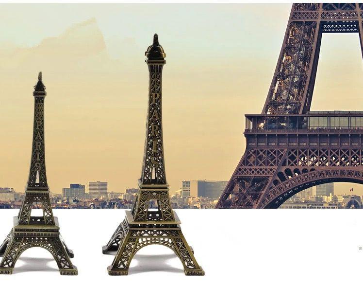 Torre Eiffel Decoração