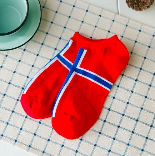 Meia Bandeira Noruega