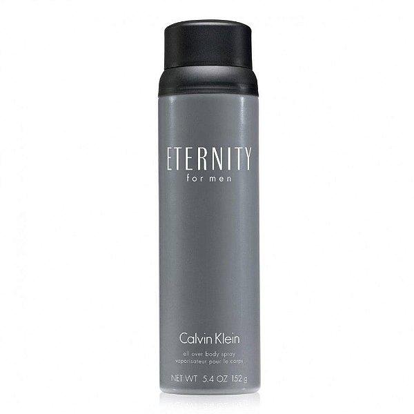 Desodorante Eternity For Men Calvin Klein Masculino 152 ML