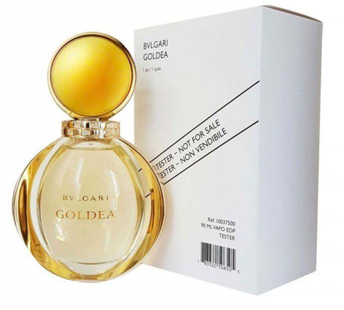 Tester Bvlgari Goldea Eau de Parfum - Perfume Feminino 90 ML