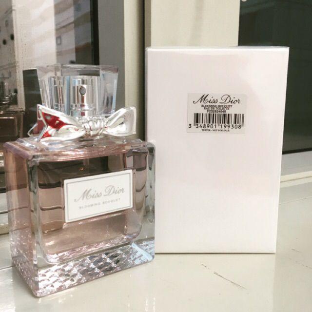 Tester Miss Dior Blooming Bouquet Eau de Toilette Dior - Perfume Feminino 100ml