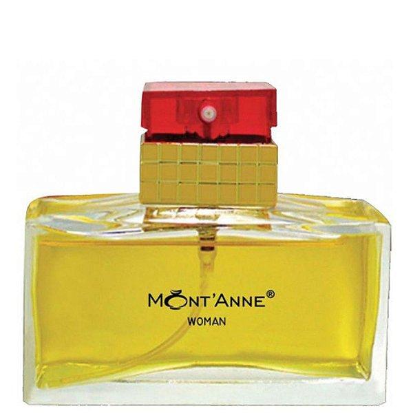 Mont'Anne Woman Eau de Parfum - Perfume Feminino 100 ML