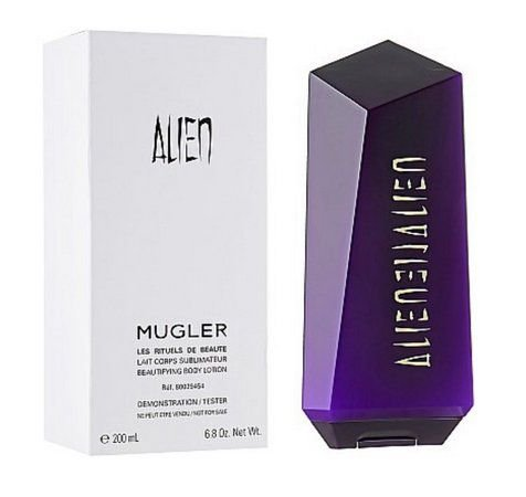 Tester Loção Corporal Alien Thierry Mugler - Hidratante Feminino 200 ML