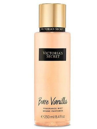 Body Splash Bare Vanilla Victoria's Secret - 250ml