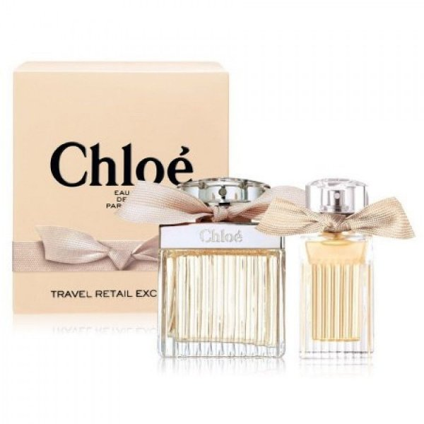 Kit Chloé Eau de Parfum Chloé - Perfume Feminino 75 ML + Perfume 20 ML