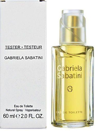 Téster Gabriela Sabatini Eau de Toilette - Perfume Feminino 60 ML