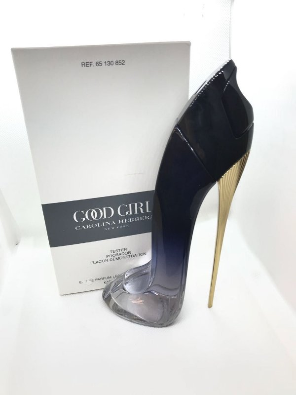 Tester Good Girl Légère Carolina Herrera Eau de Parfum - Perfume Feminino 80 ML