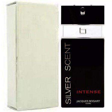 Téster Silver Scent Intense Jacques Bogart Eau de Toilette - Perfume Masculino 100 ML