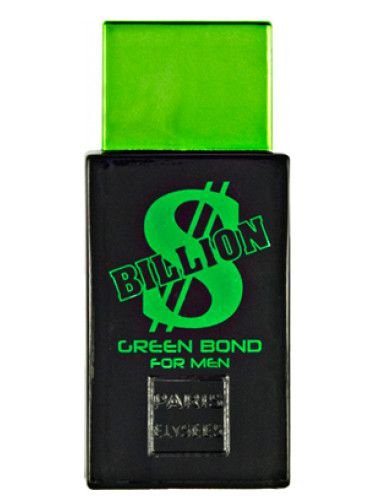 Billion Green Bond Eau de Toilette Paris Elysees  - Perfume Masculino 100ml