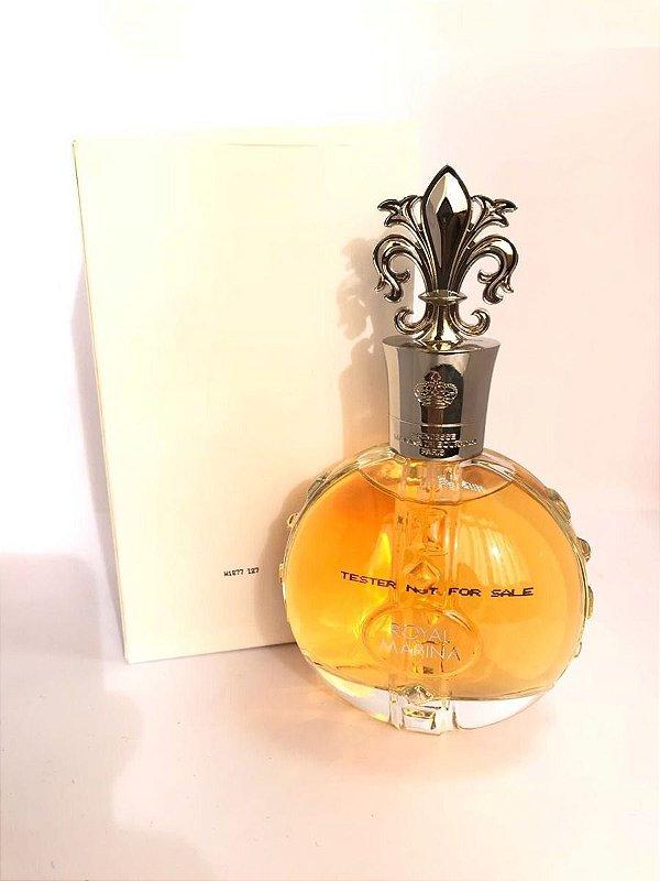 Tester Royal Marina Diamond Marina de Bourbon Eau de Parfum - Perfume Feminino 100ml