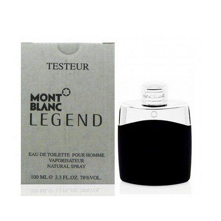 Téster legend Mont Blanc Eau de Toilette - Perfume Masculino 100 ML