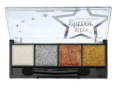 Paleta de glitter compacto - Edy TM