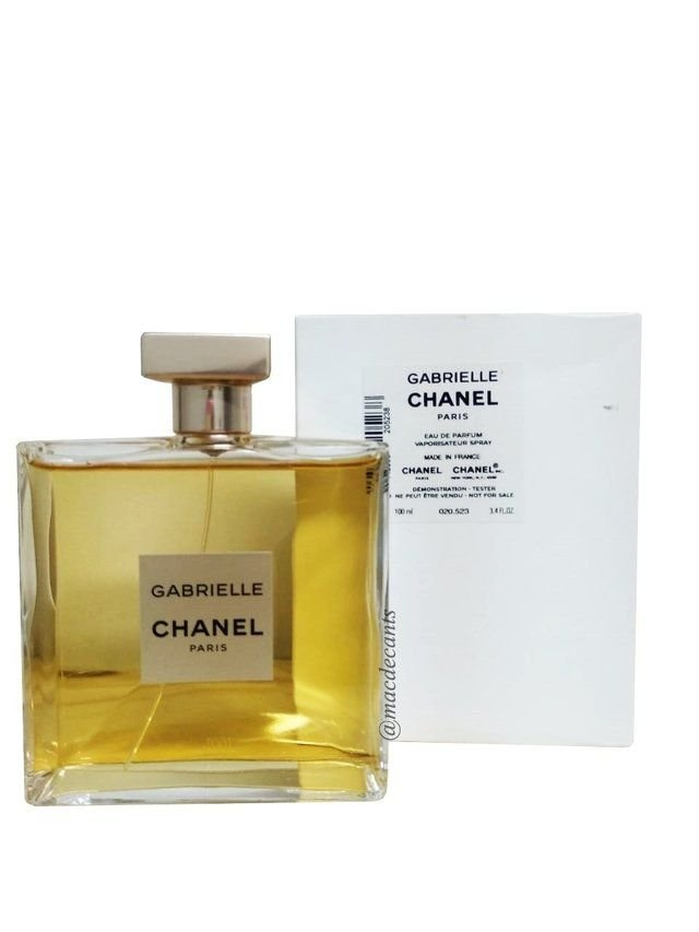 Téster Gabrielle Chanel Eau de Parfum - Perfume Feminino 100 ML