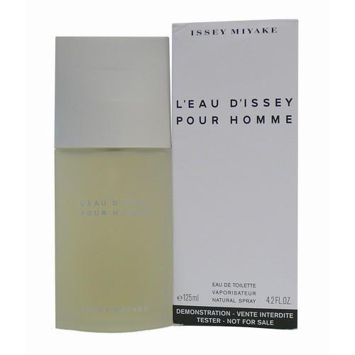 Téster L'eau D'issey Pour Homme Issey Miyake Eau  de Toilette - Perfume Masculino 125 ML