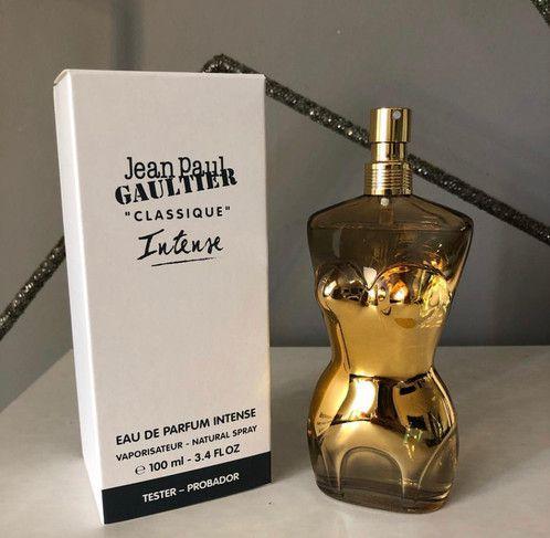 Tester Classique Intense Jean Paul Gaultier Eau de Parfum - Perfume Feminino 100ml
