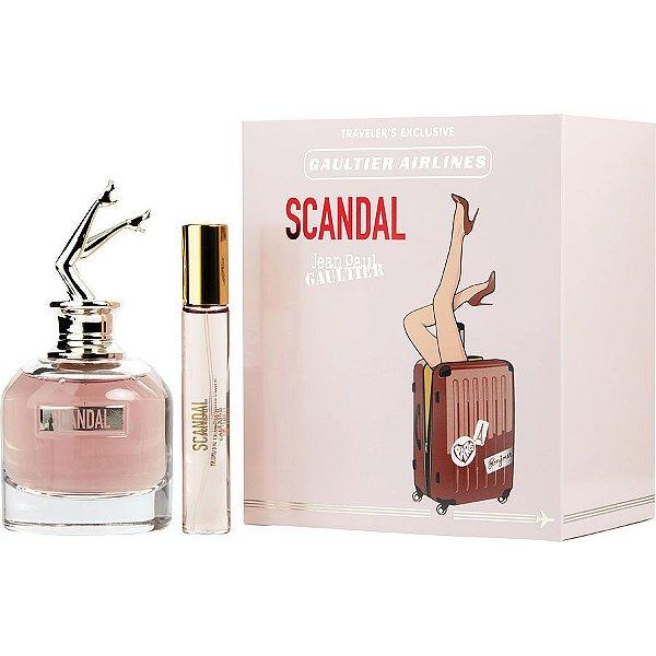 Kit Scandal Eau de Parfum Jean Paul Gaultier - Perfume Feminino 80 ML + Miniatura 20 ML