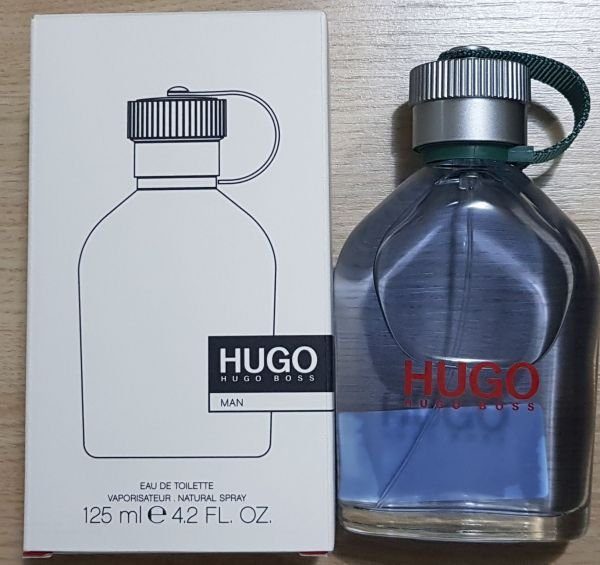 Tester Hugo Boss Man Eau de Toilette Hugo Boss - Perfume Masculino 100ml