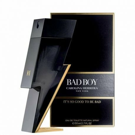 Tester Bad Boy Carolina Herrera - Perfume Masculino - Eau de Toilette 100 ML