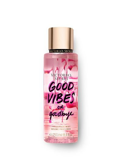 Body Splash Good Vibes or Goodbye Victoria's Secret - 250 ML