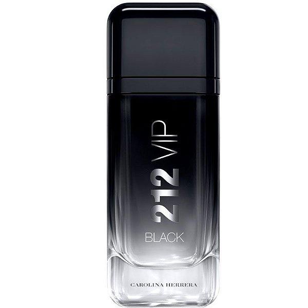 212 Vip Black Carolina Herrera Eau De Parfum - Perfume Masculino