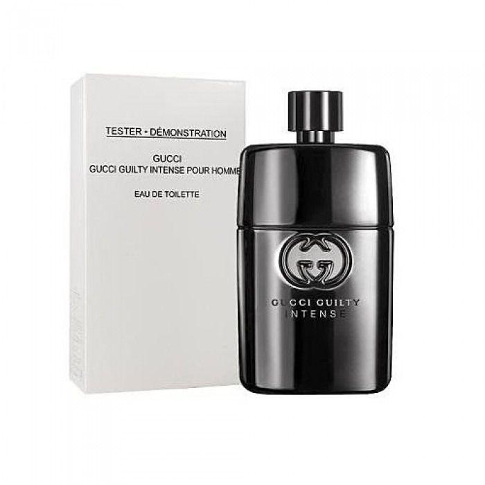 Tester Gucci Guilty Intense Eau de Toilette  Gucci - Perfume Masculino 100 ML
