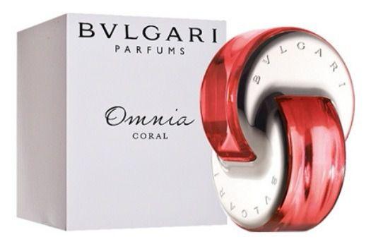 Tester Omnia Coral Eau de Toilette BVLGARI - Perfume Feminino 65 ml