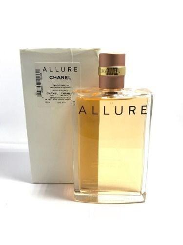 Tester Allure Chanel Eau de Parfum - Perfume feminino 50 ml