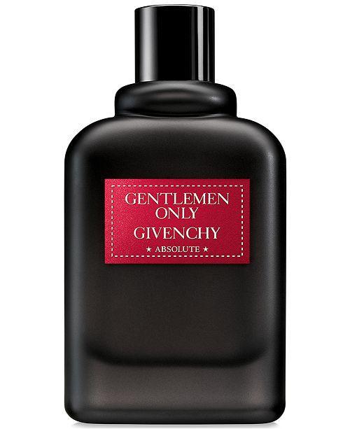 Gentlemen Only Absolute Eau de Parfum  Givenchy - Perfume Masculino