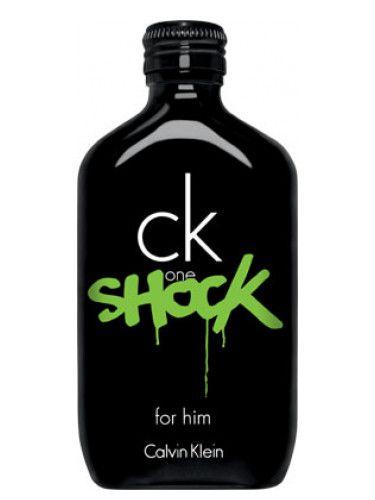 Ck One Shock Calvin Klein Eau de Toilette - Perfume Masculino