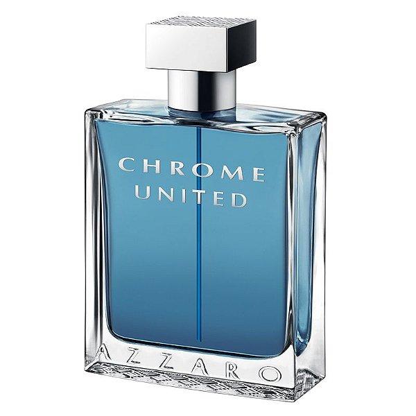 Azzaro Chrome United Eau de Toilette- Perfume Masculino