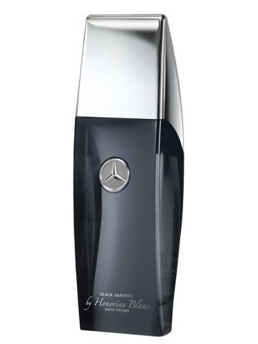 Mercedes Benz Vip Club Eau de Toilette Black Leather - Perfume Masculino