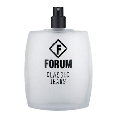 Forum Classic Jeans Eau de Toilette Forum - Perfume Unissex 100 ml