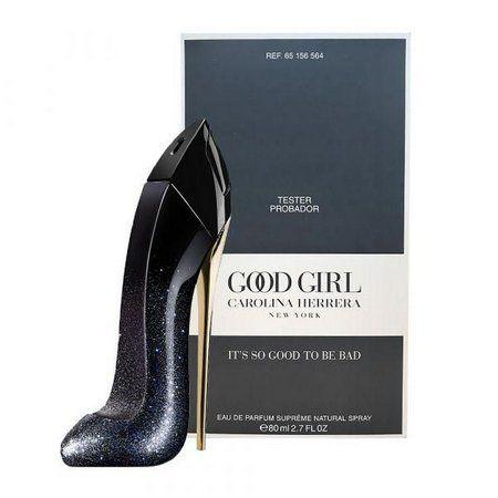 Tester Good Girl Suprême EDP Carolina Herrera 80ml - Perfume Feminino-80ml