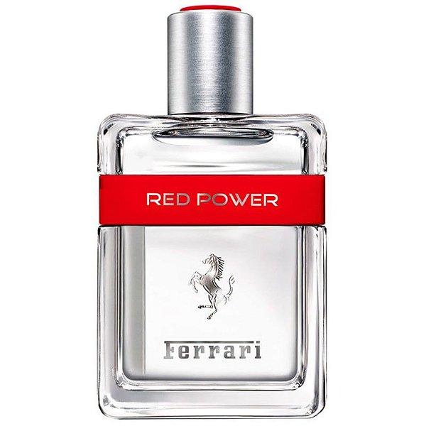 Ferrari Red Power Eau de Toilette Ferrari - Perfume Masculino