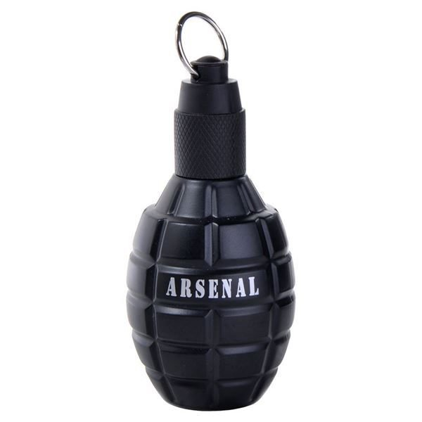 Arsenal Black Gilles Cantuel - Perfume Masculino - Eau de Parfum - 100ml