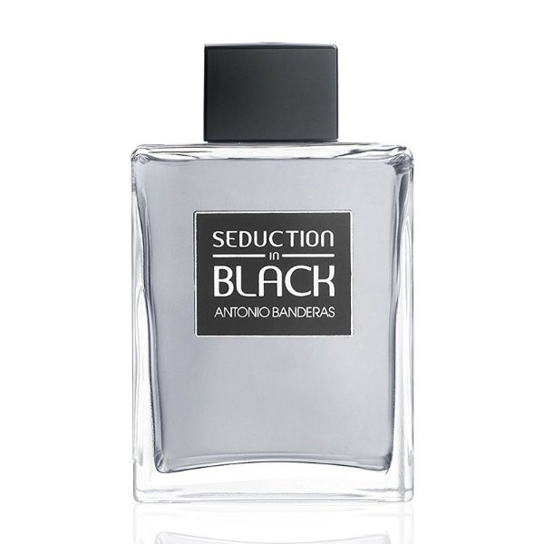 Seduction In Black For Men Antonio Banderas Perfume Masculino - Eau de Toilette