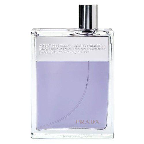 Prada Amber Pour Homme Perfume Masculino - Eau de Toilette