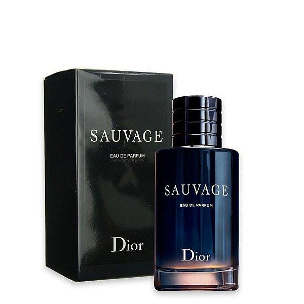 Téster Sauvage Eau de Parfum Dior - Perfume Masculino 100 ML