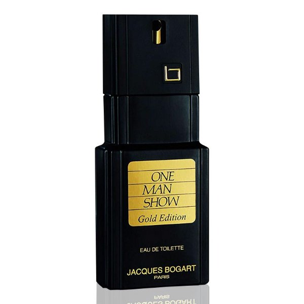 One Man Show Gold Jacques Bogart Perfume Masculino - Eau de Toilette - 100ml