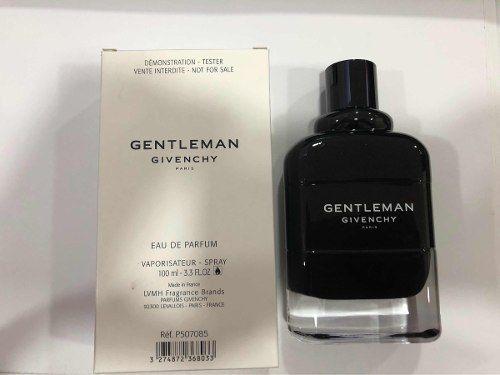 Tester Gentleman Givenchy Perfume Masculino - Eau de Parfum 100ml