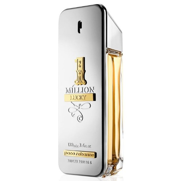 1 Million Lucky Eau de Toilette Paco Rabanne - Perfume Masculino
