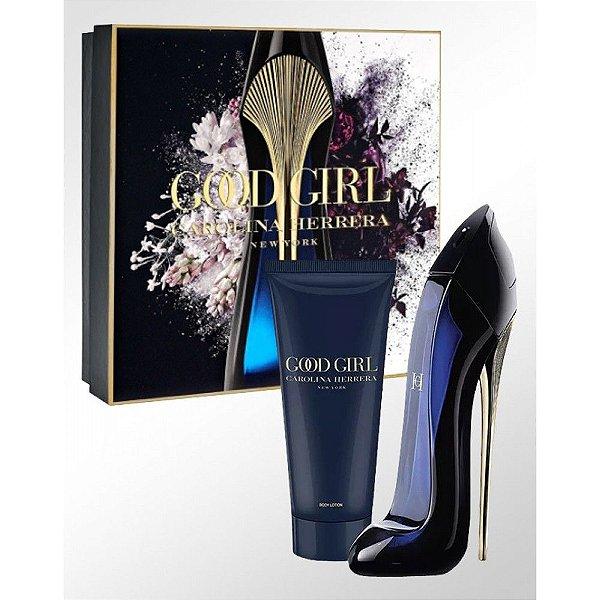 Good Girl Carolina Herrera Eau de Parfum  80ml + Body Lotion Carolina Herrera 100ml