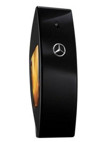 Mercedes-Benz Club Black Eau de Toilette - Perfume Masculino