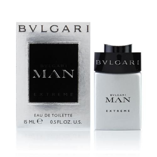 Miniatura BVLGARI Man Extreme BVLGARI Eau de Toilette - Perfume Masculino 15 ML